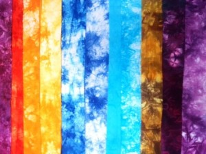 tracy fox hand dyed fabric