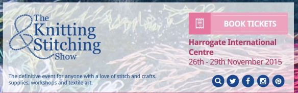 Knitting and Stitching Harrogate 2015