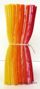Strips Colour Bundle Red Orange Yellow by t r a c y f o x