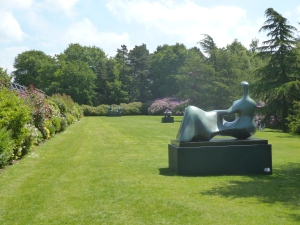 Henry Moore 4 by t r a c y f o x