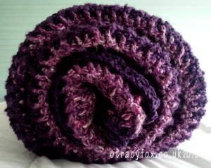 2015 Sep 18 Purple Blanket 6 t r a c y f o x