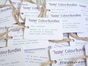 2015 Oct 02 Taster Colour Bundle Label 2 t r a c y f o x