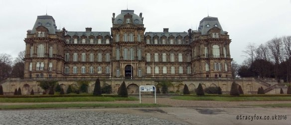 2016 Jan 31 The Bowes Museum 1 t r a c y f o x