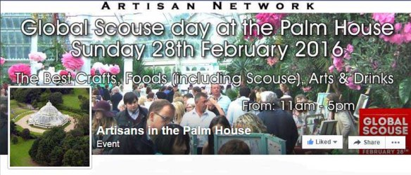 2016 Feb 28 Artisans in the Palm House