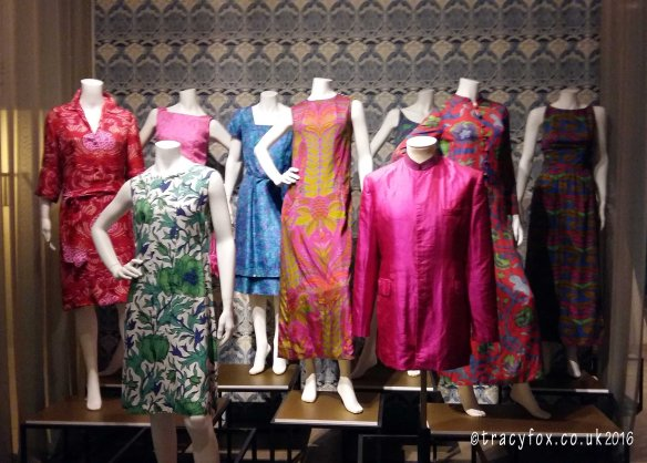 2016 Mar 24 Fashion and Textile Museum 16 t r a c y f o x