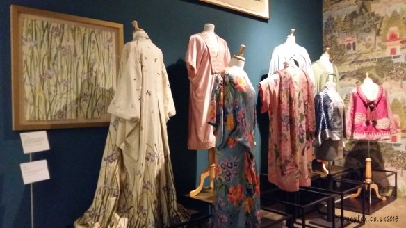 2016 Mar 24 Fashion and Textile Museum 6 t r a c y f o x