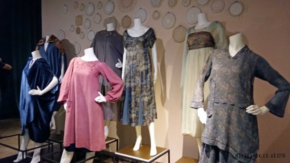 2016 Mar 24 Fashion and Textile Museum 9 t r a c y f o x