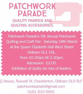 2017 Patchwork Parade Event Oldham